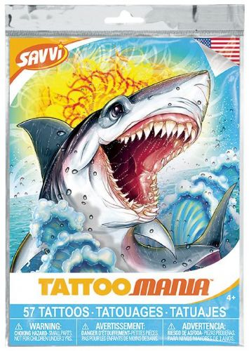 Tattoo Mania Temporary Tattoos